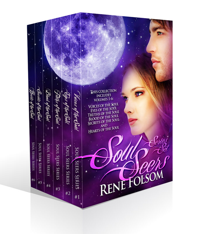 Soul Seers Boxed Set