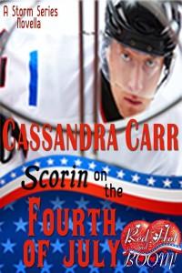 Cassandra Carr - Scorin on the Fourth of July