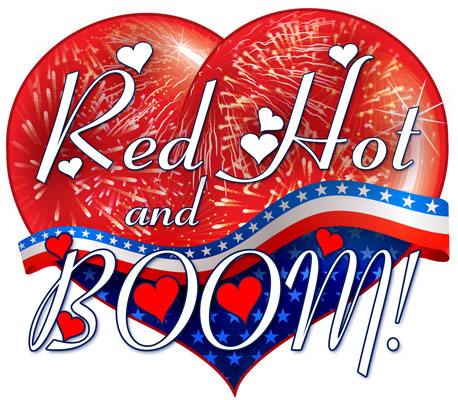 Red Hot and BOOM! Multi-Author Series