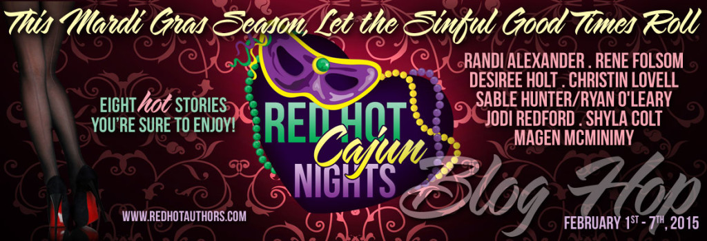 Red Hot Cajun Nights Collection & Blog Hop
