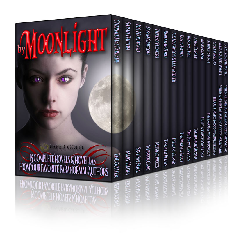 By Moonlight: A Paranormal Romance Boxed Set