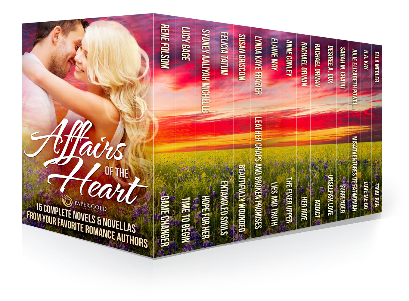 Affairs of the Heart: 15 Complete Novels & Novellas from your Favorite Romance Authors