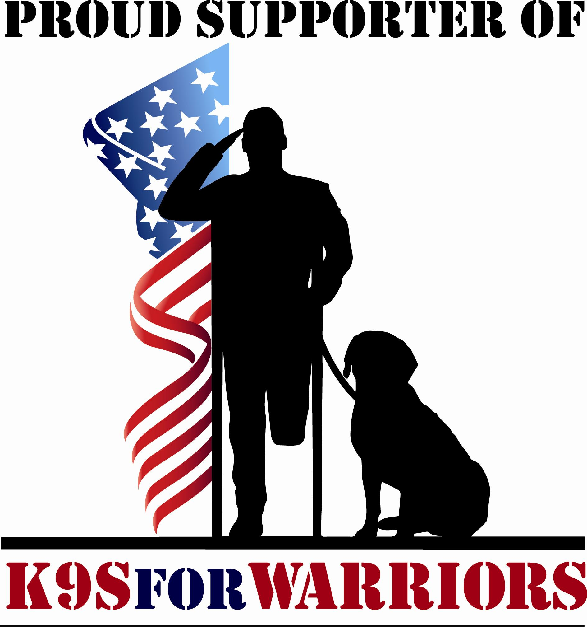 Love Paws Charity Announcement: K9s for Warriors