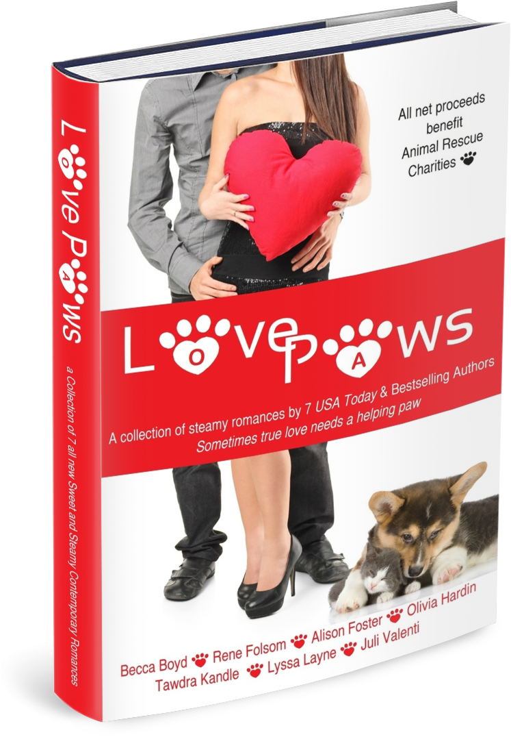 Love Paws: A Collection of Steamy Romances by 7 Bestselling Authors