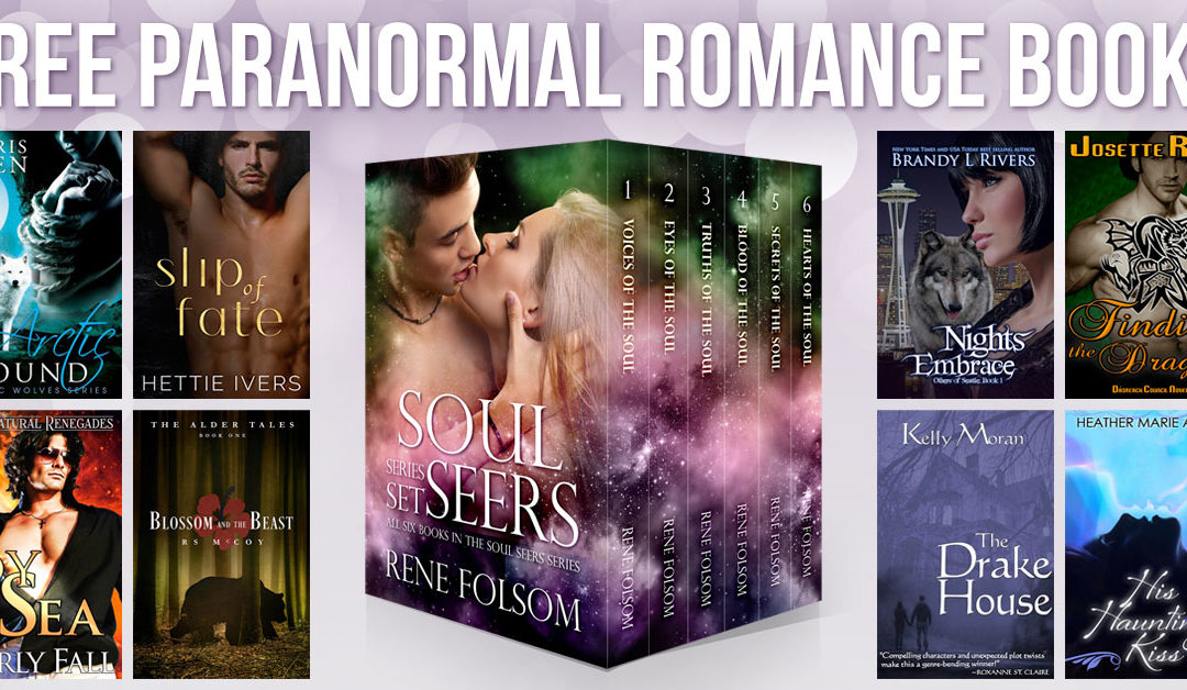 9 Free Paranormal Romance Books to Read Now!