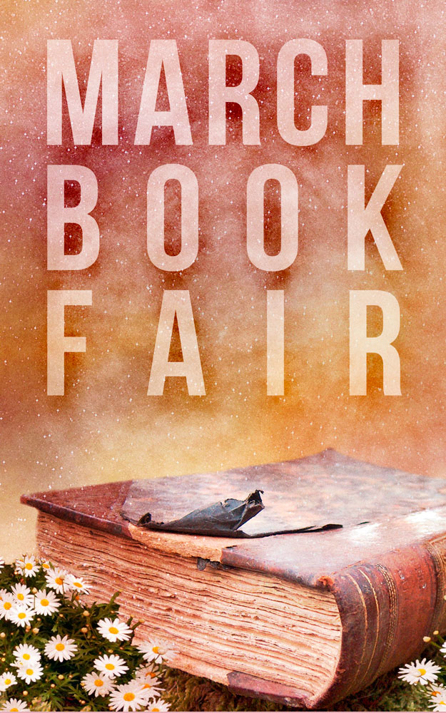 March Book Fair